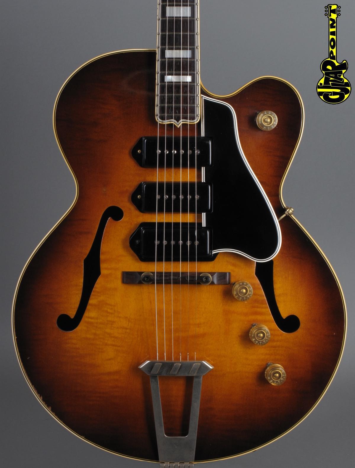1950 Gibson ES-5 - Sunburst