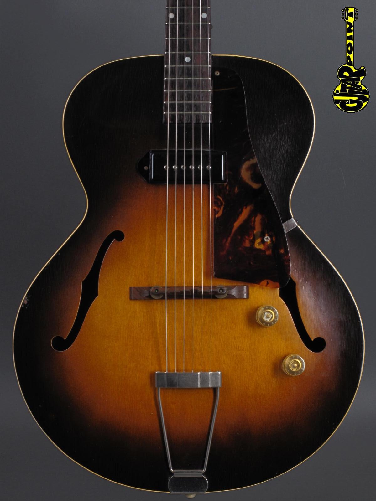 1951 Gibson ES-125 - Sunburst