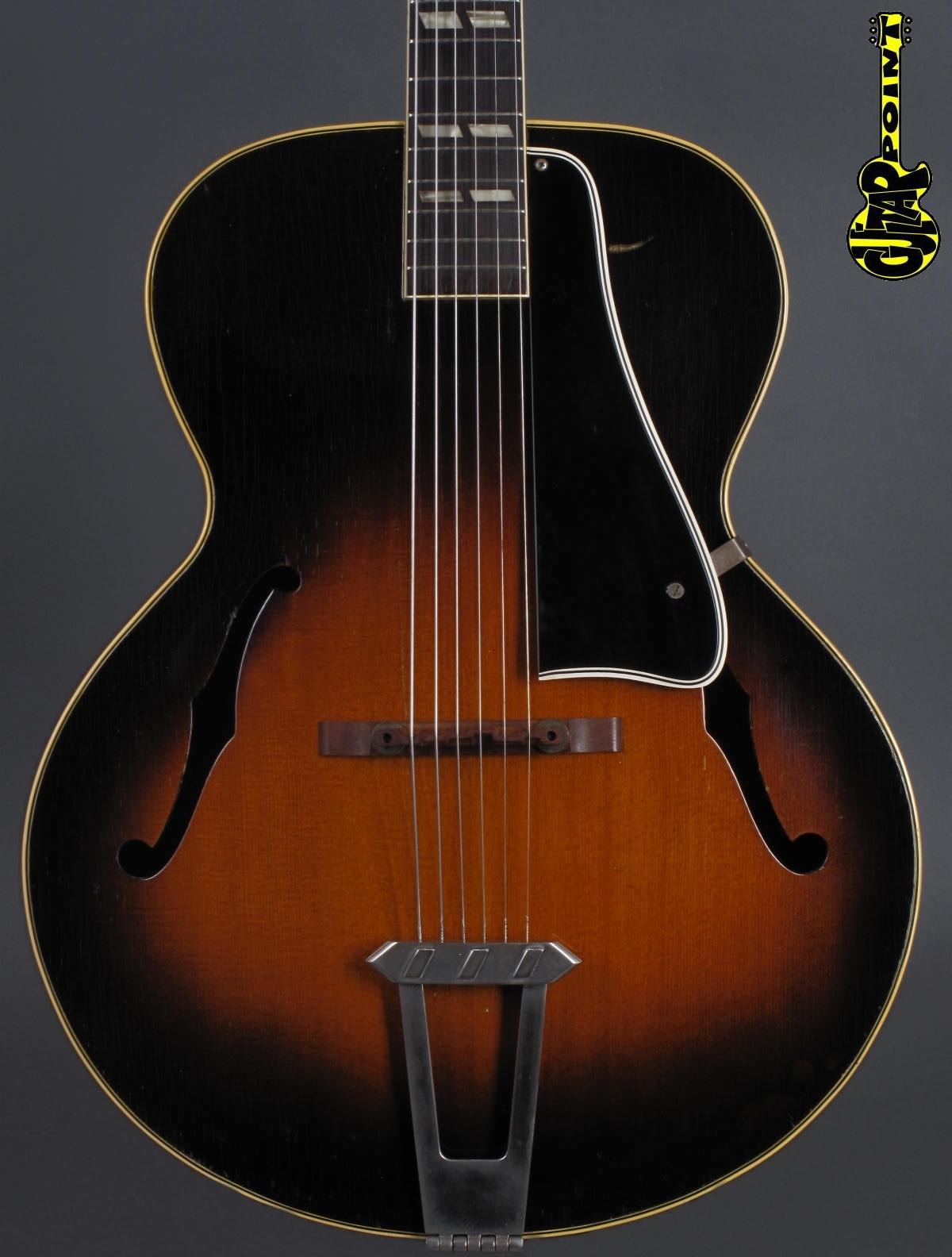 1951 Gibson L-4 - Sunburst