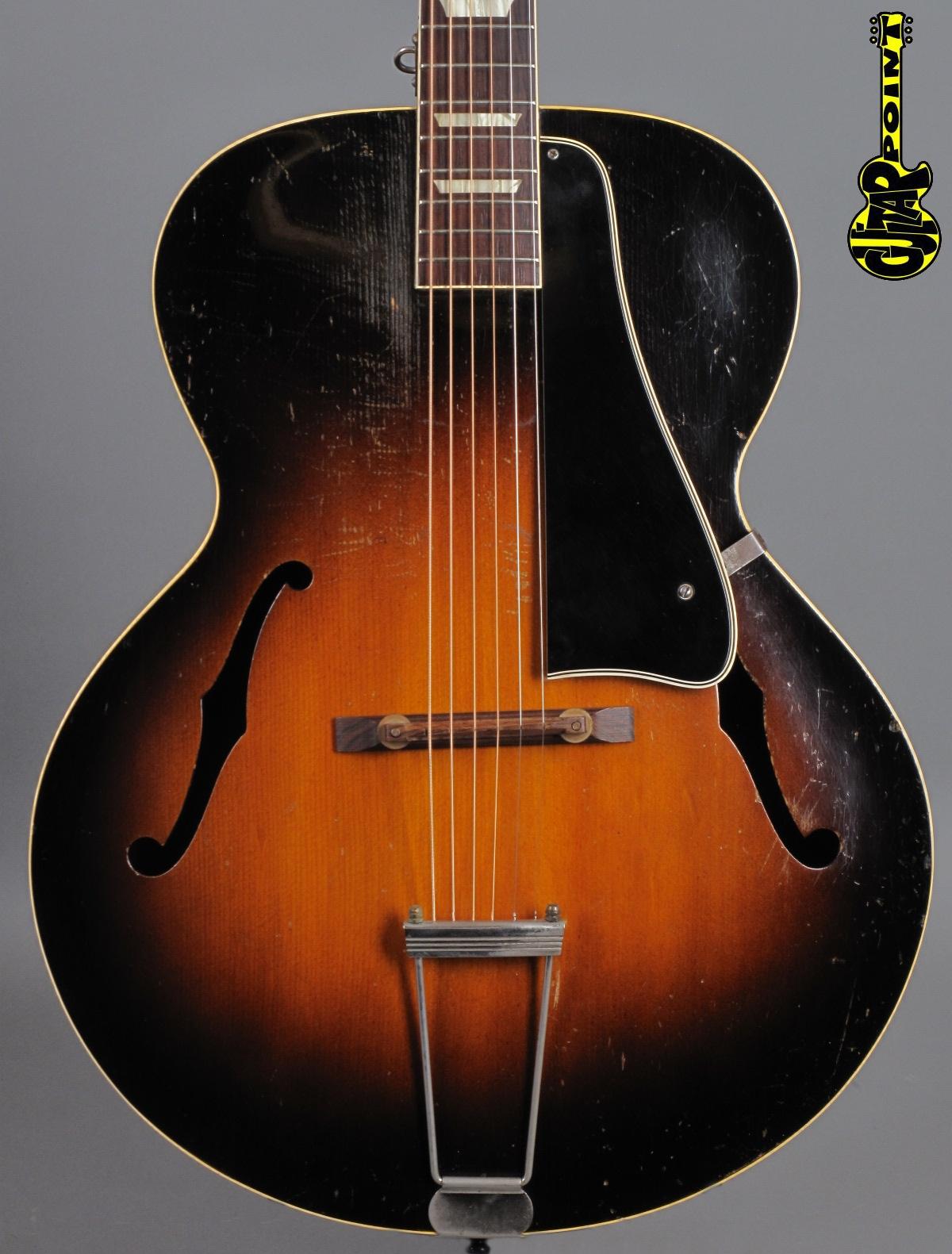 1951 Gibson L-50 - Sunburst