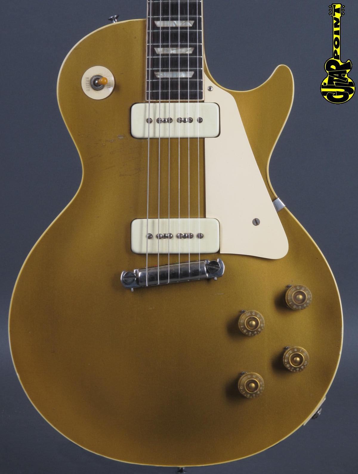 1953 Gibson Les Paul Standard - Goldtop