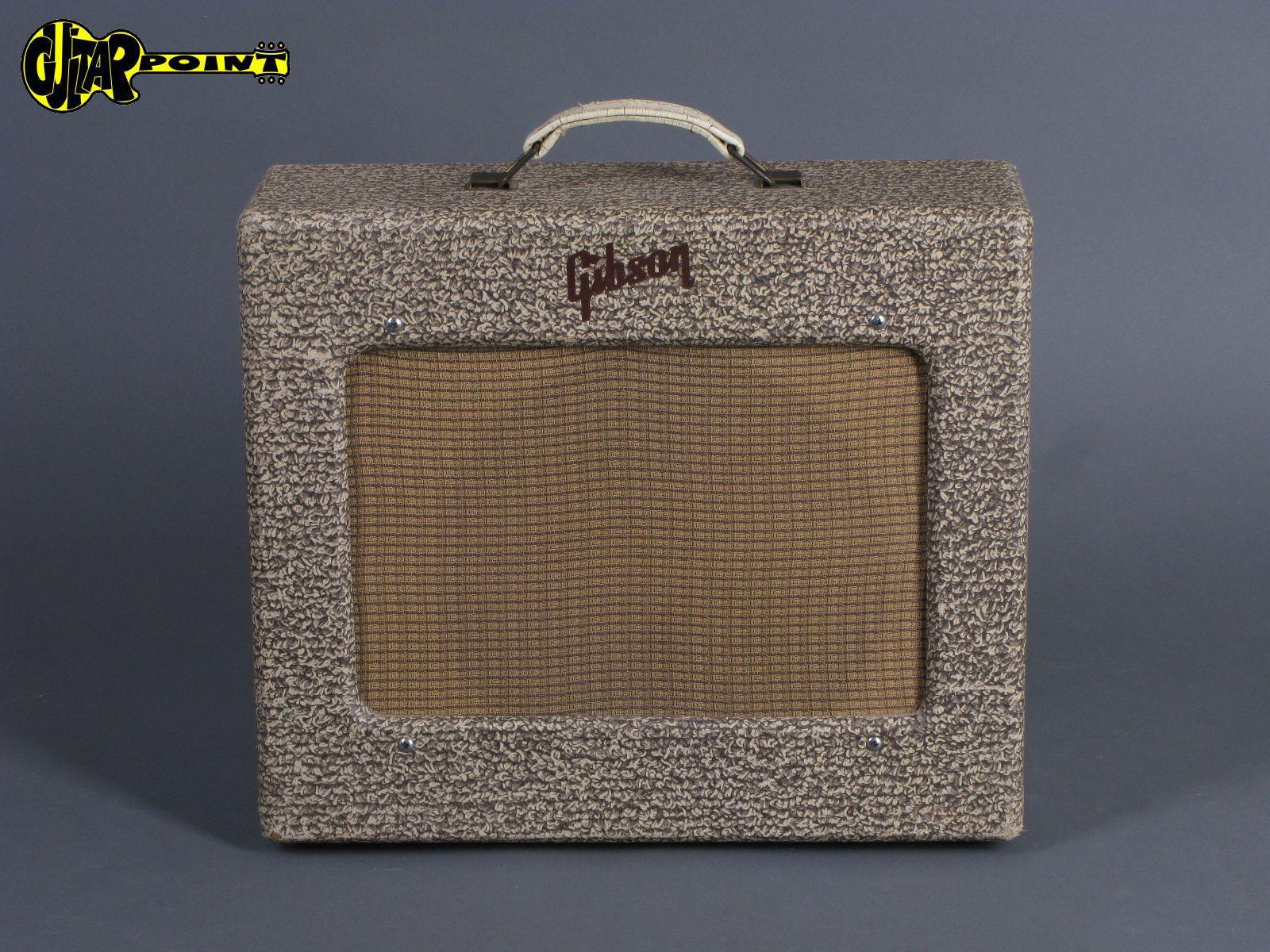 1955s Gibson BR-5 Les Paul TV - Tube Amplifier