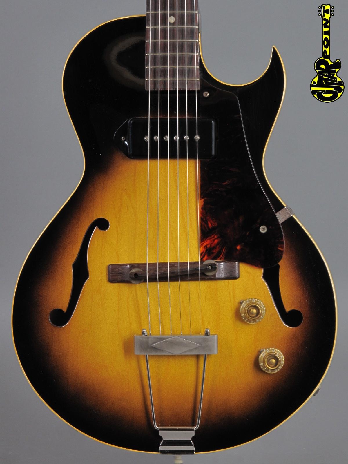 1956 Gibson ES 140T - Sunburst