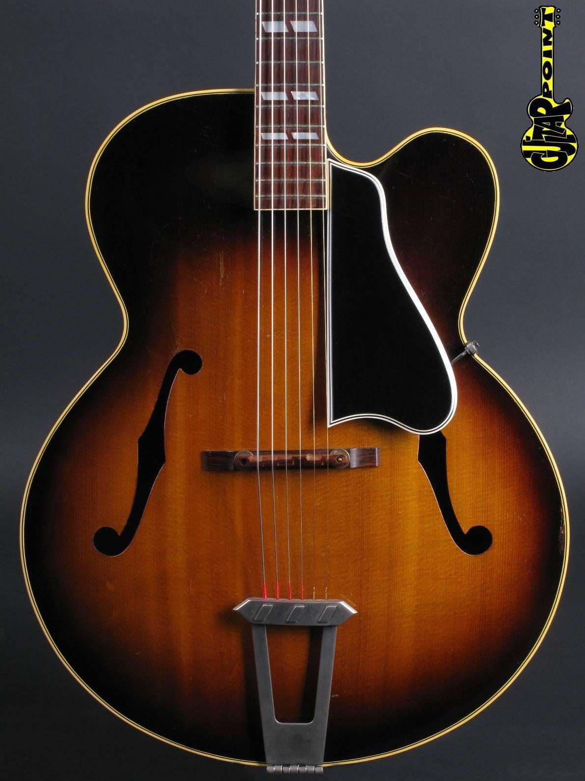1956 Gibson L-7C - Sunburst
