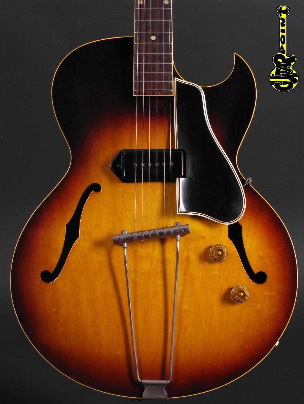 1957 Gibson ES-225 T Sunburst