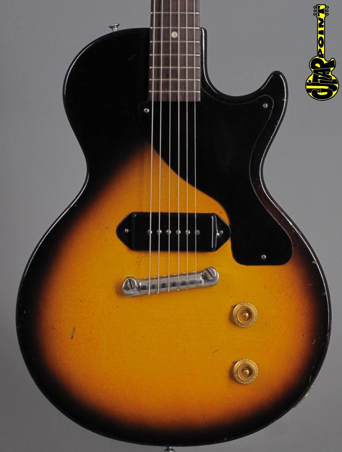 1957 Gibson Les Paul Junior 3/4 - Sunburst