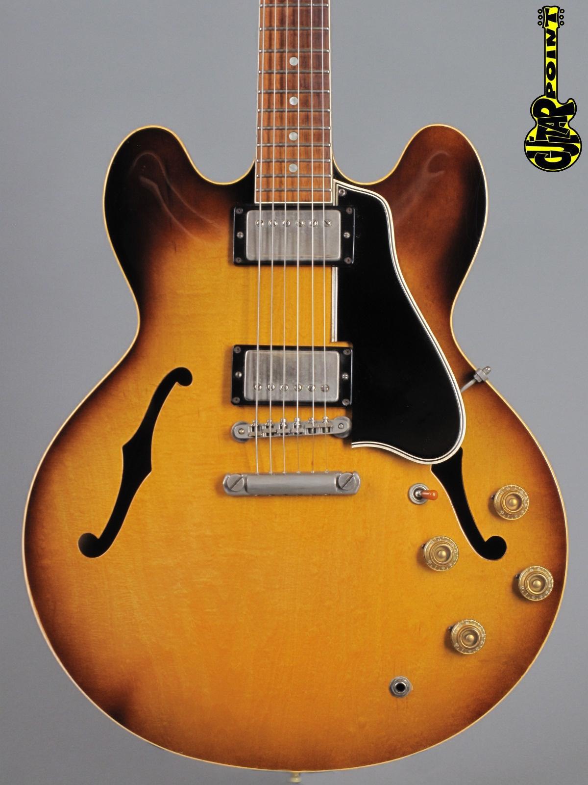 1958 Gibson ES-335 T - Sunburst