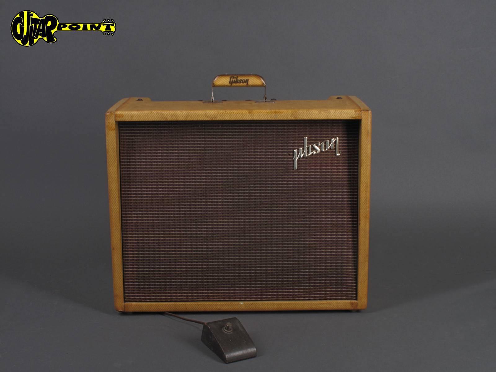 1959 Gibson GA-18 Explorer - Tube-amp