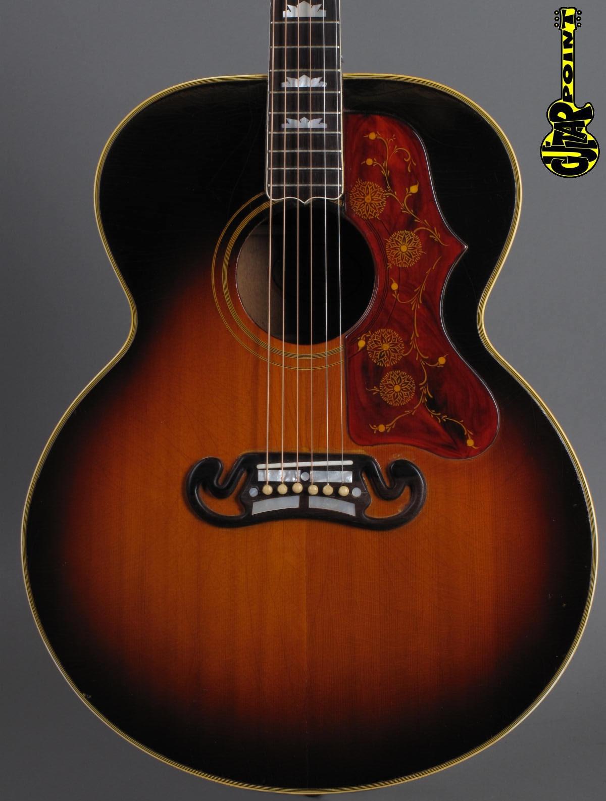 1959 Gibson J-200 - Sunburst