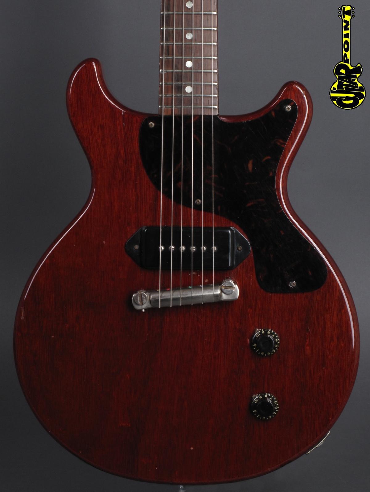 1959 Gibson Les Paul Junior DC - Cherry