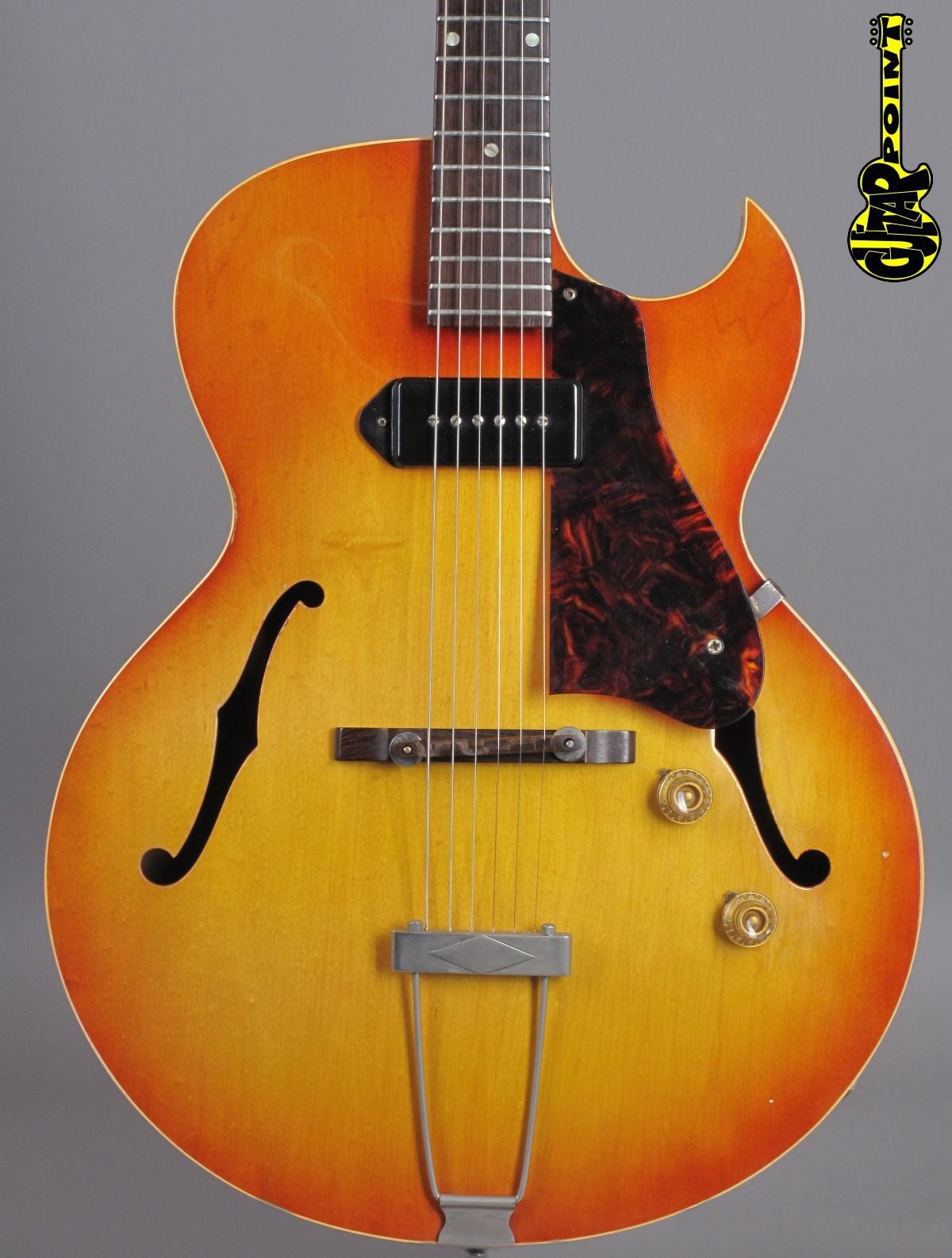 1961 Gibson ES 125 TC - Sunburst