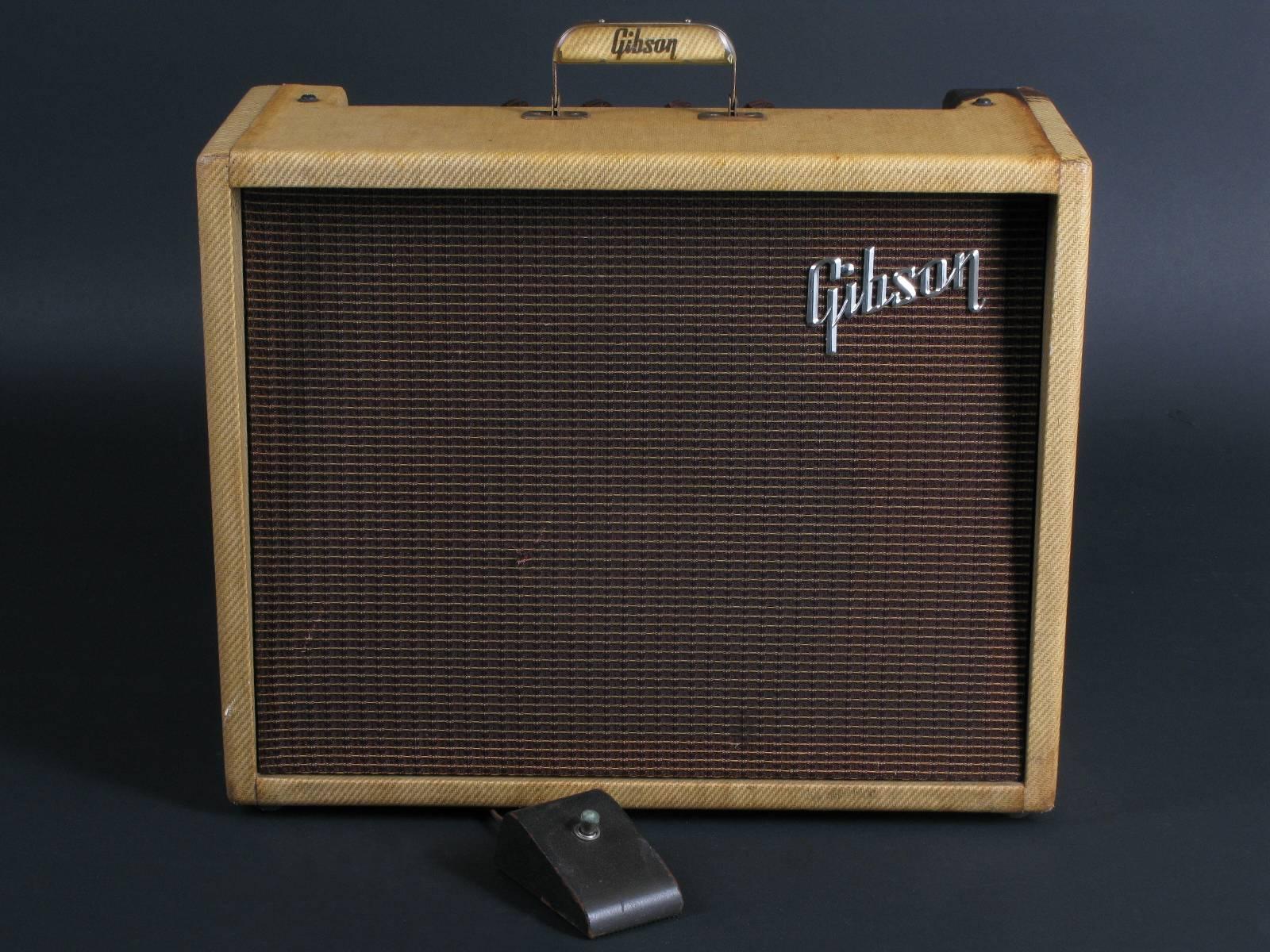 1960 Gibson GA-18 Explorer - Tube-amp