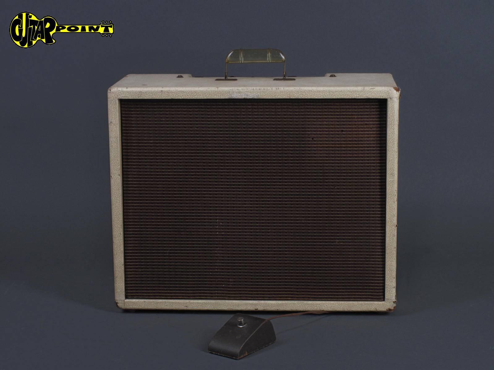 1960 Gibson GA-8T Discoverer Amp