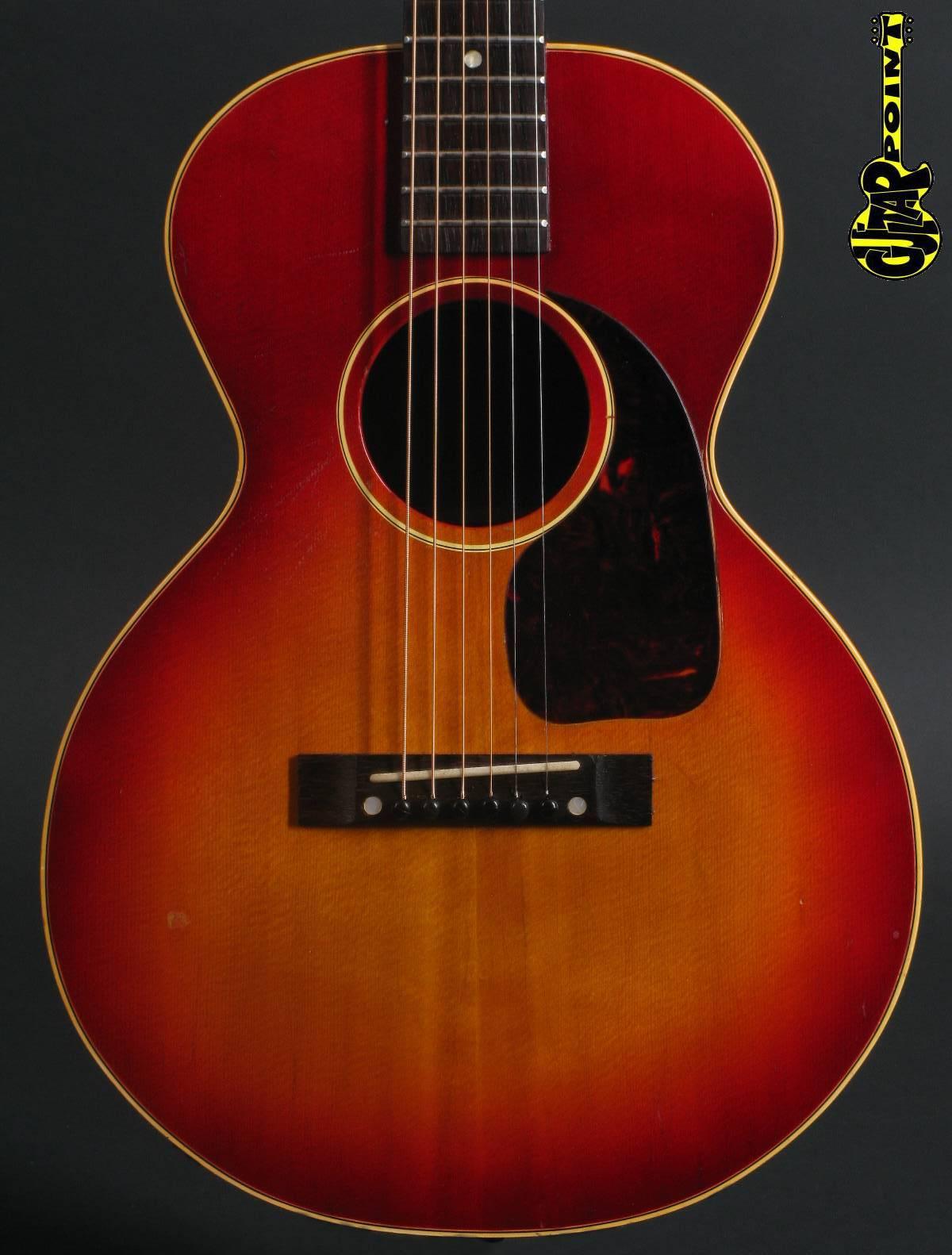 1960 Gibson LG-2 - Sunburst