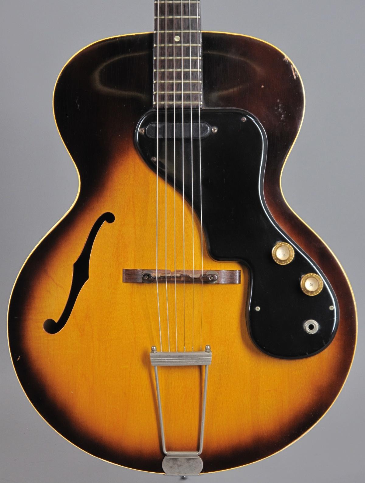 1962 Gibson ES-120 T - Sunburst