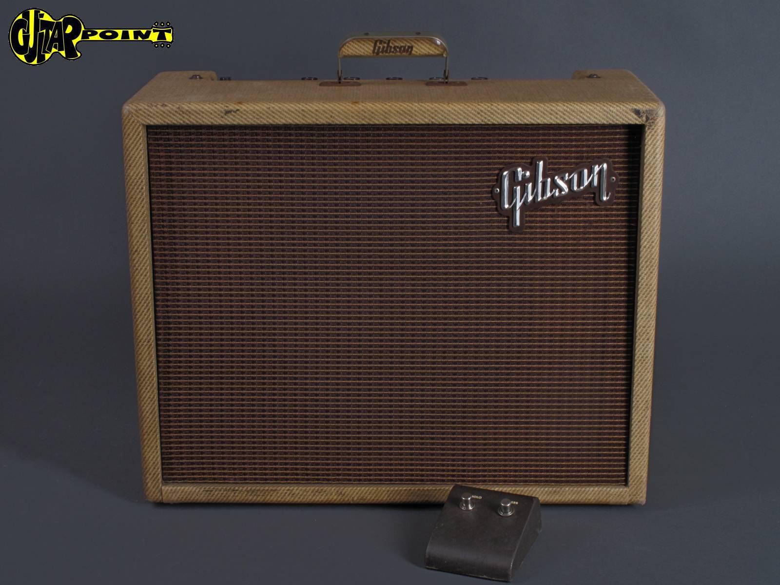 1962 Gibson GA-19 RVT Falcon - Tweed/Reverb