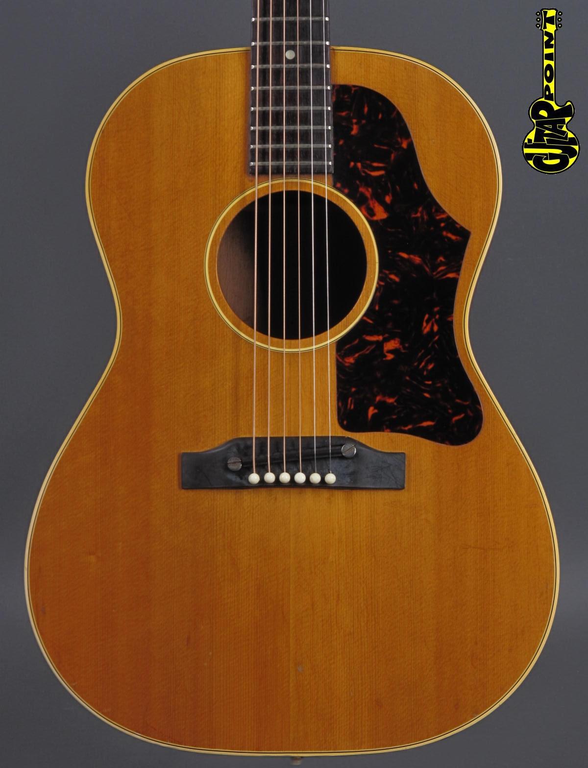 1963 Gibson B-25NT - Natural