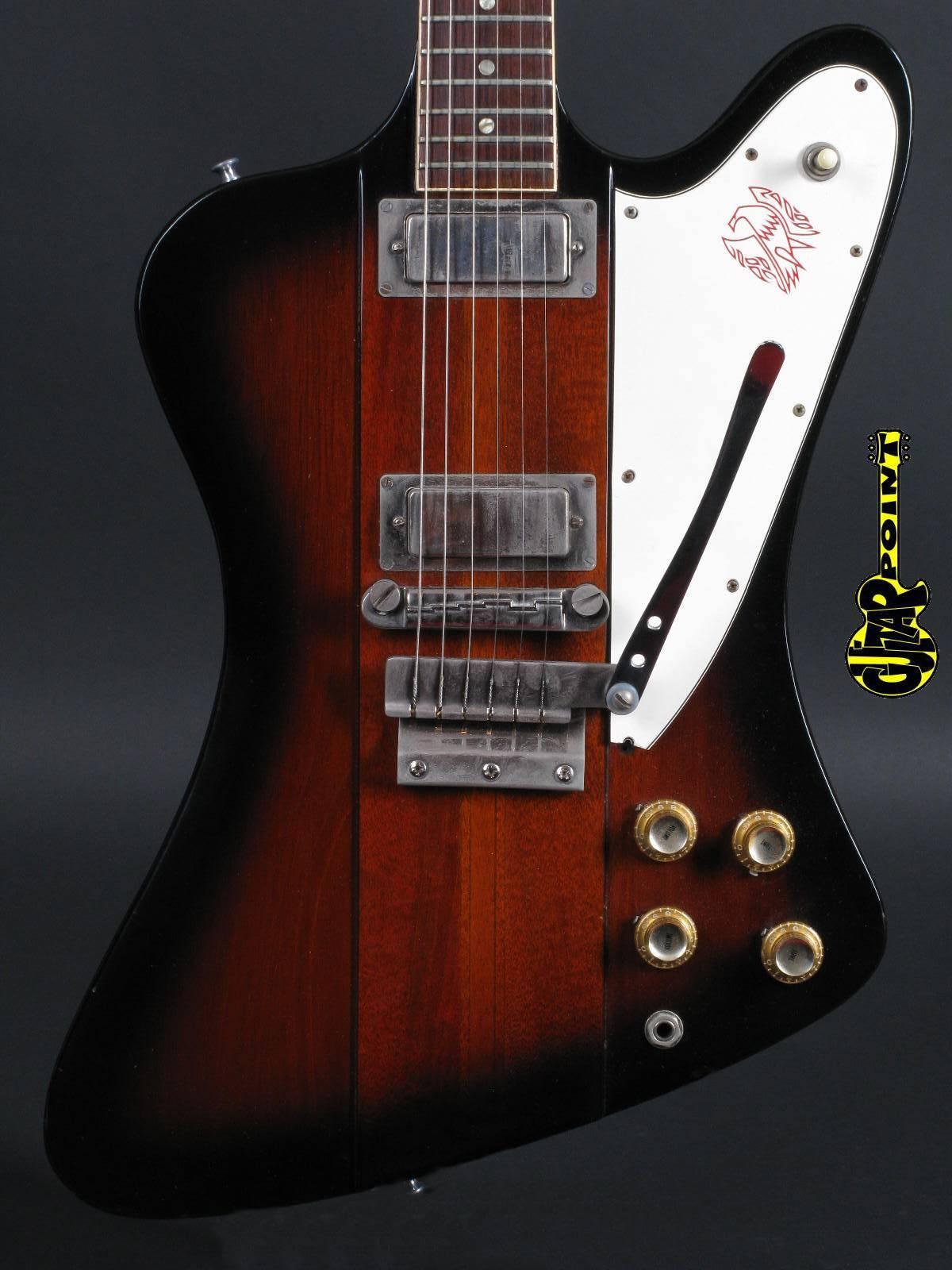 1964 Gibson Firebird III - Sunburst