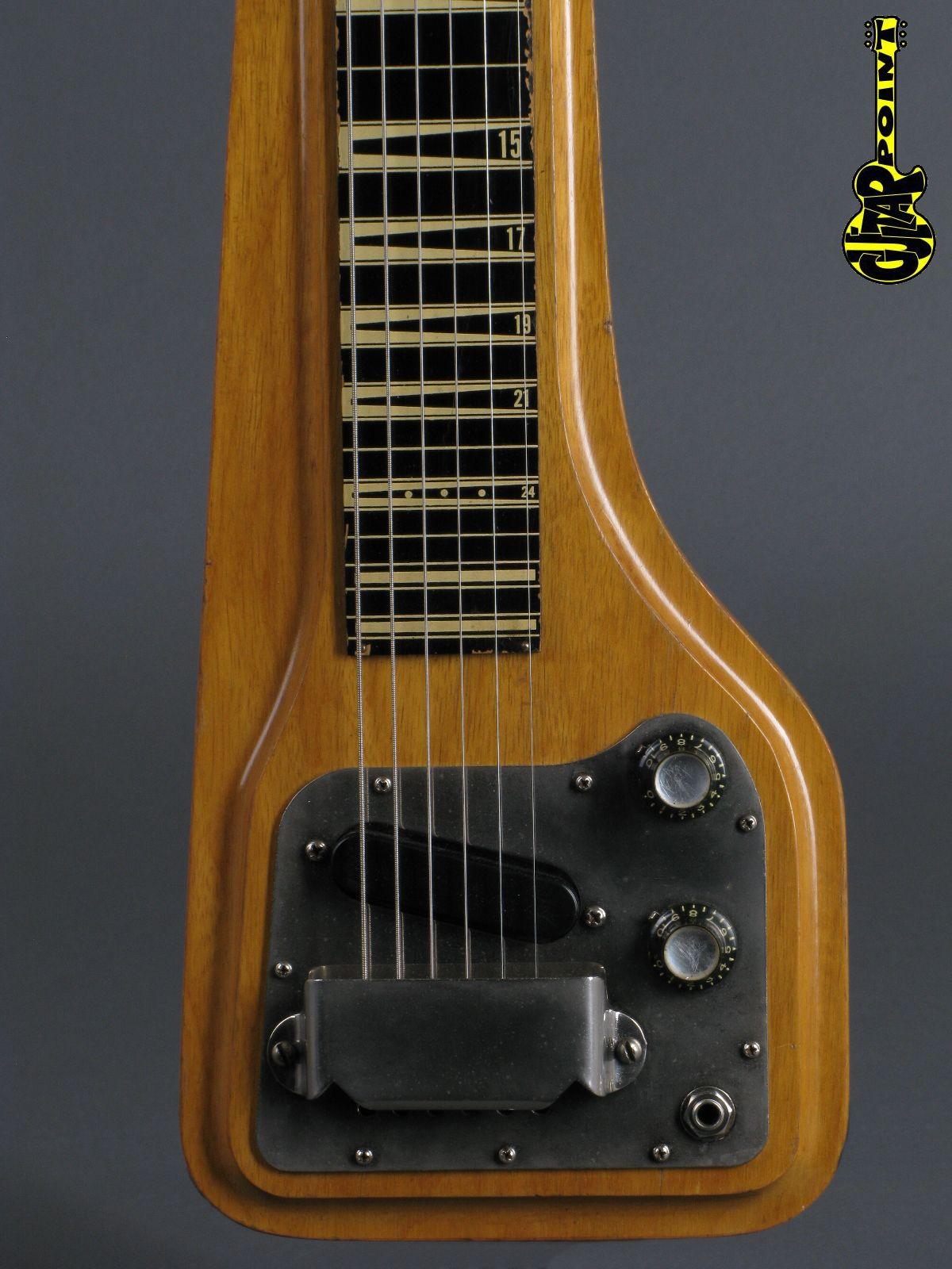 1964 GIBSON EH-500 SKYLARK Lap Steel Guitar