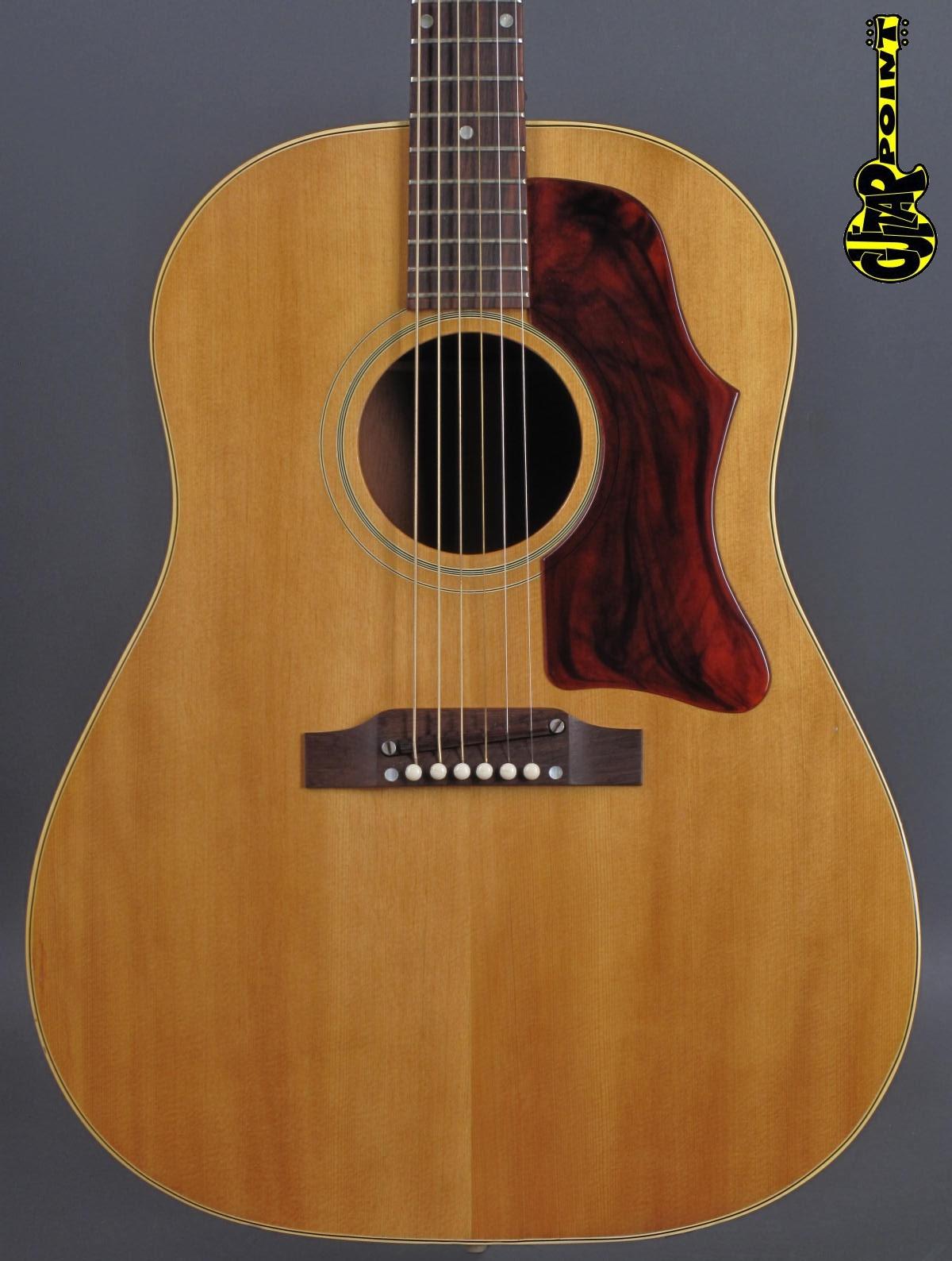 1964 Gibson J-50 - Natural