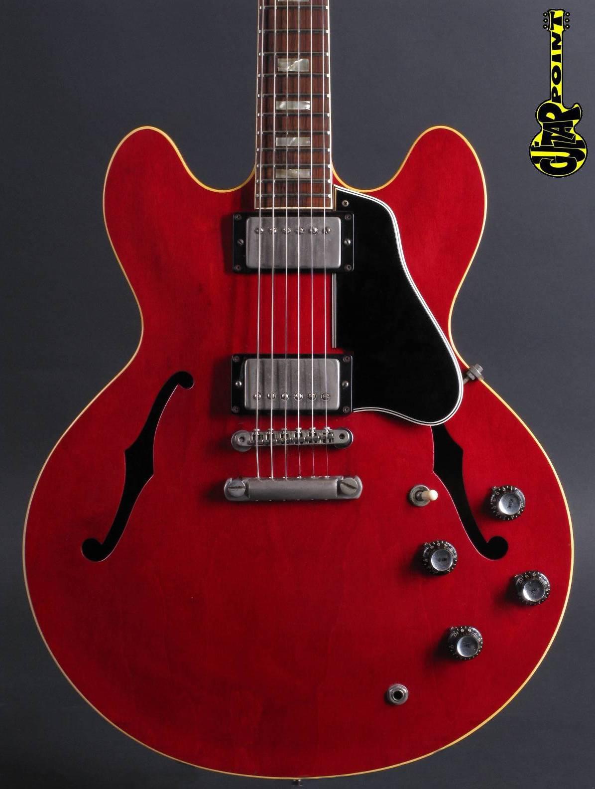 1964 Gibson ES-335 - Cherry