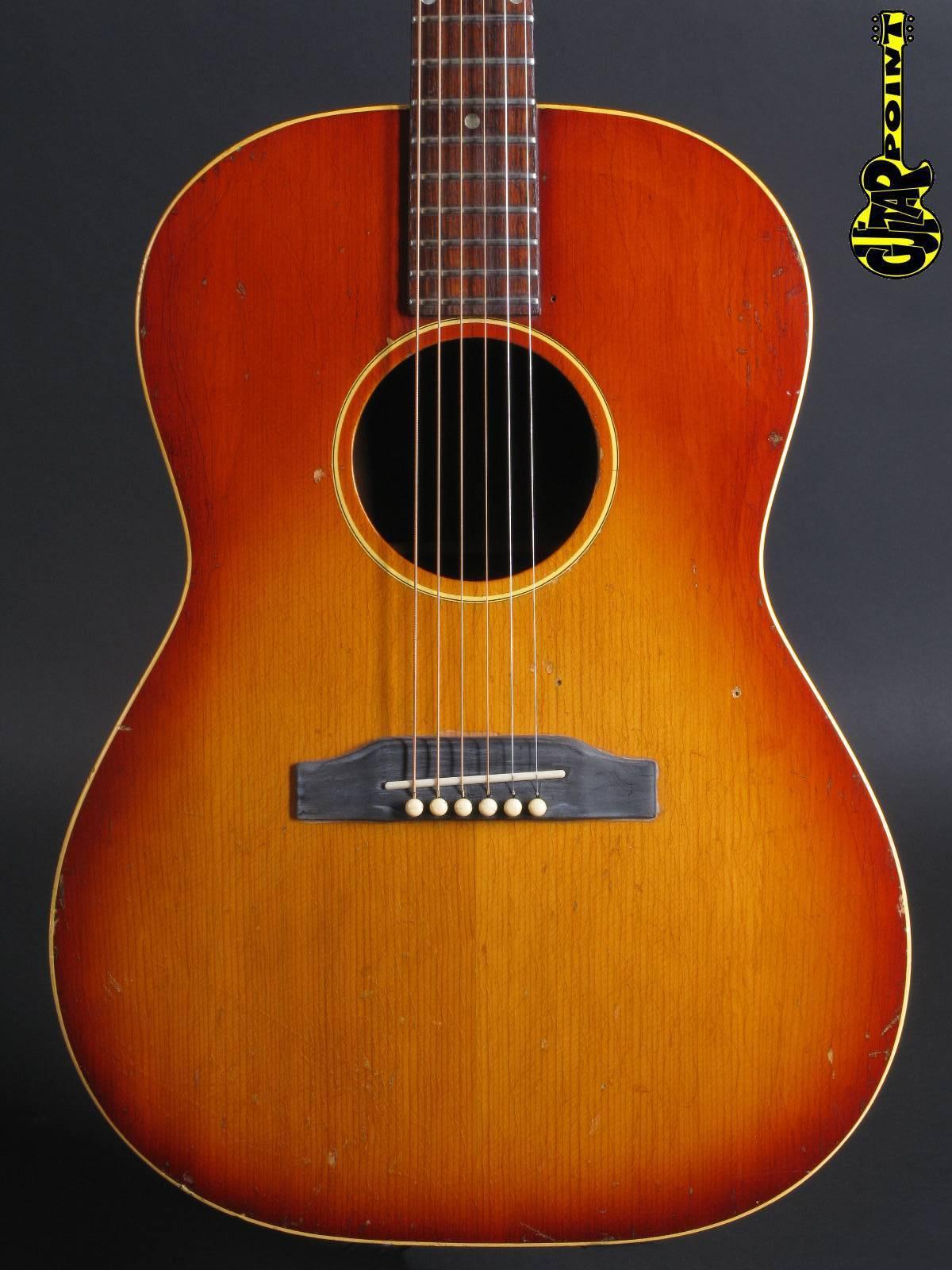 1965 Gibson B-25 - Sunburst