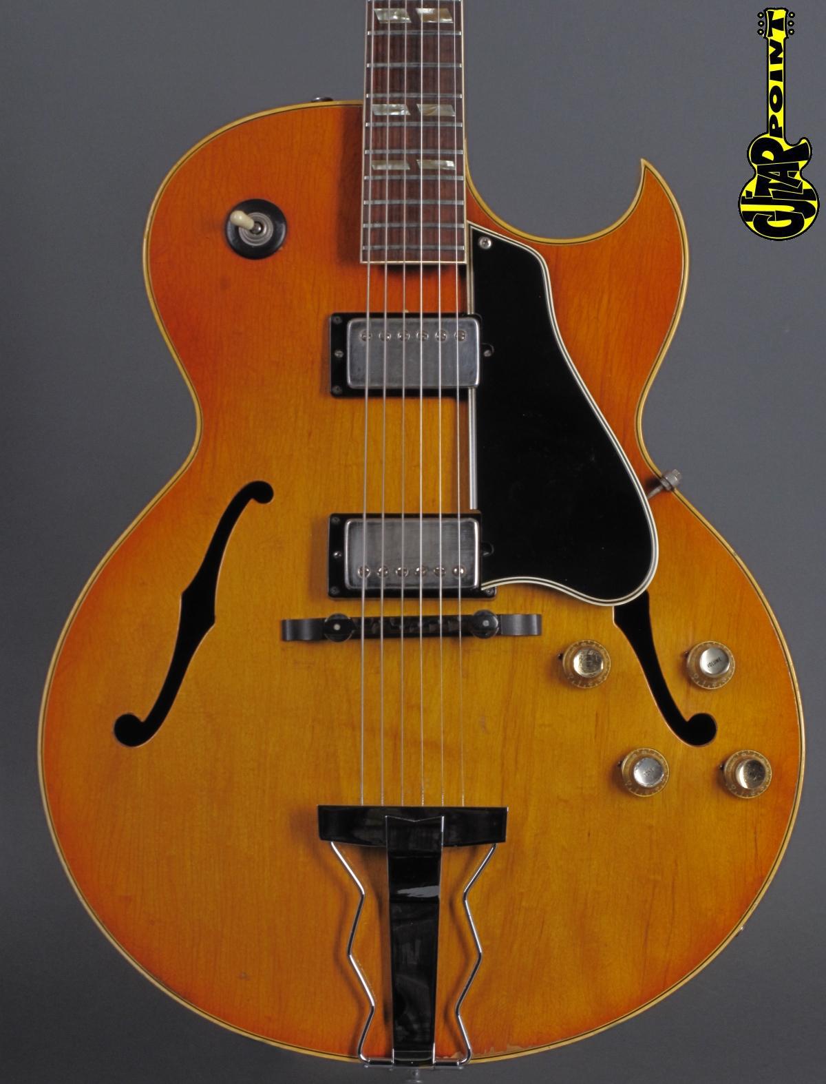1965 Gibson ES-175 D - Sunburst