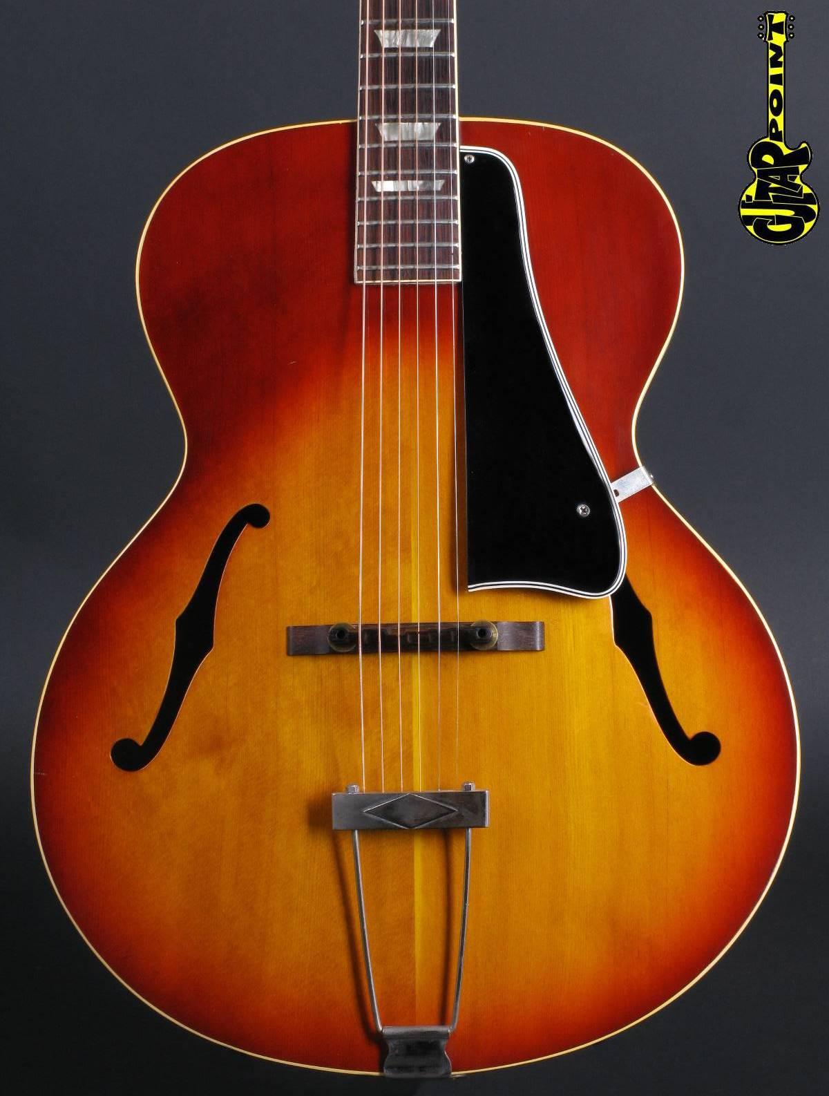 1965 Gibson L-50 - Sunburst