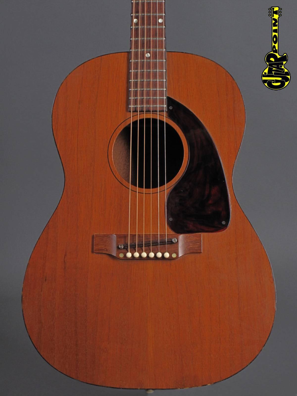 1965 Gibson LG-0 - Natural