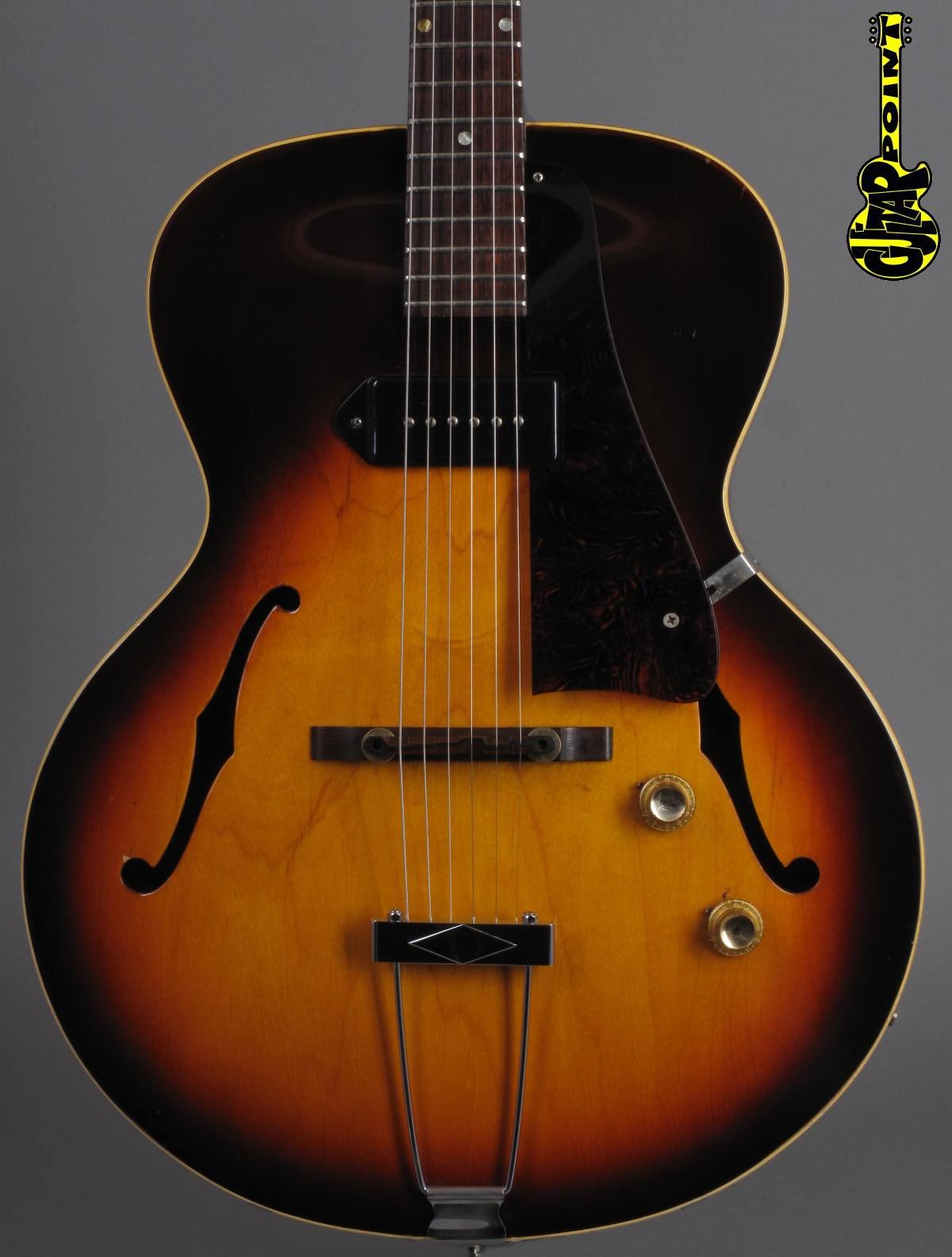 1966 Gibson ES-125 - Sunburst
