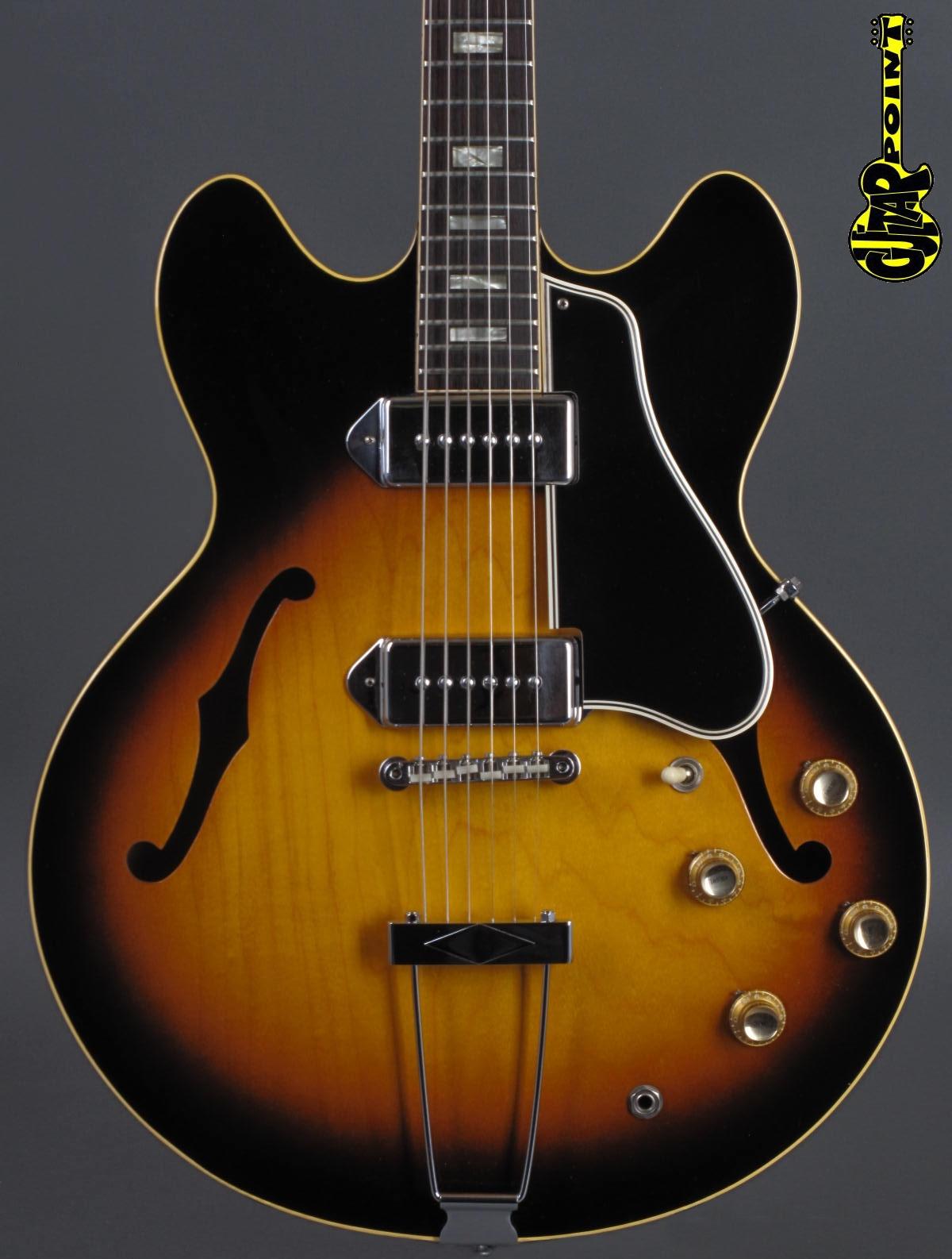 1966 Gibson ES-330 TD - Sunburst   ...Mint !!!