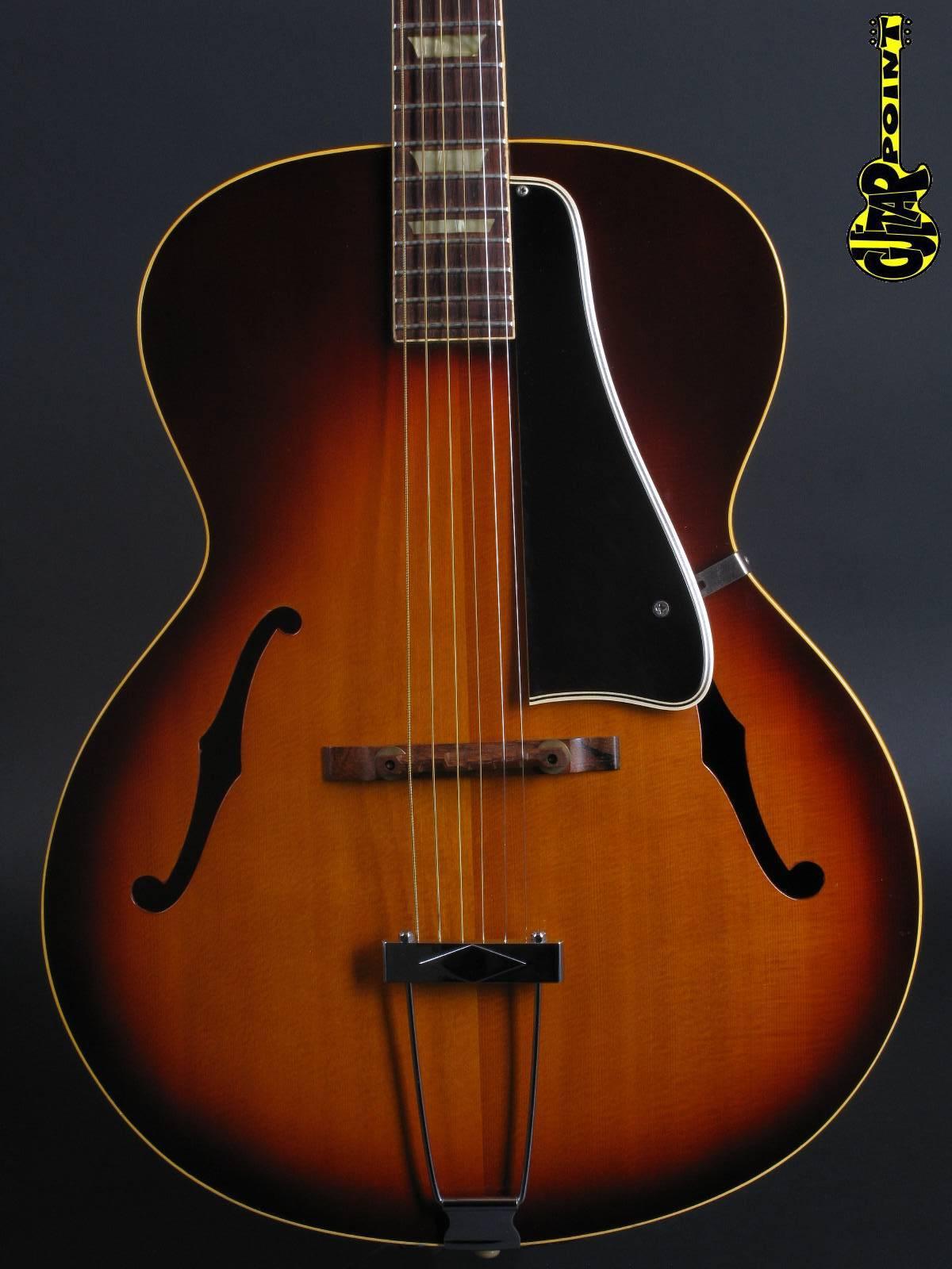 1966 Gibson L-50 - Sunburst