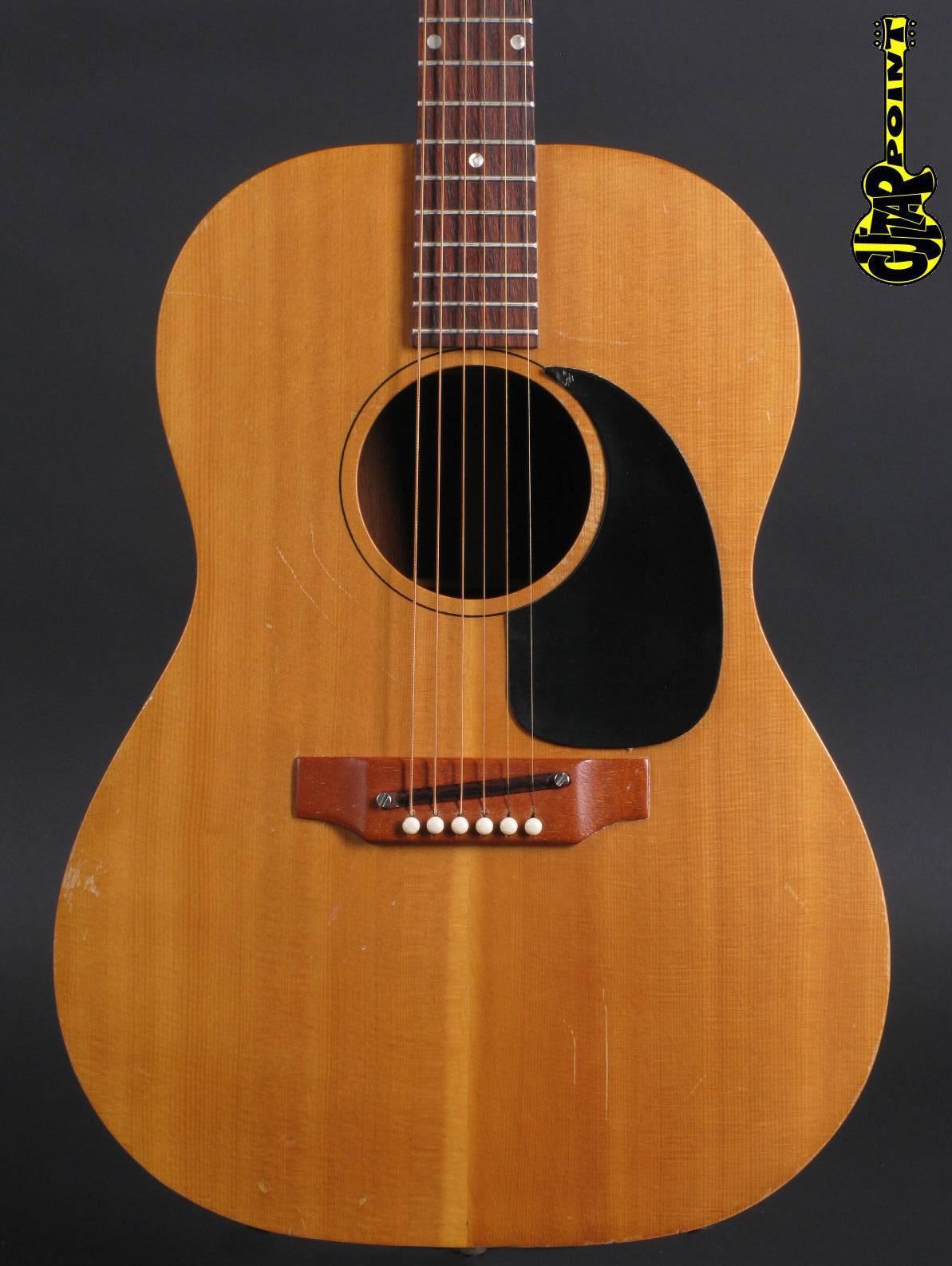 1967 Gibson B-15 - Natural