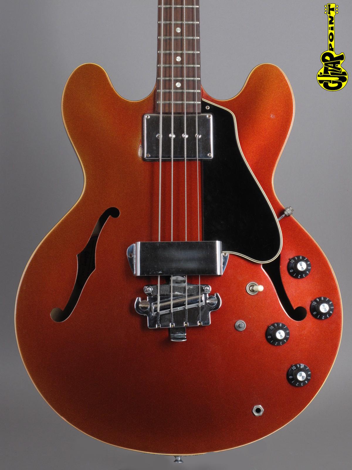 1967 EB-2 D Sparkling Burgundy - Ex-Joe Bonamassa