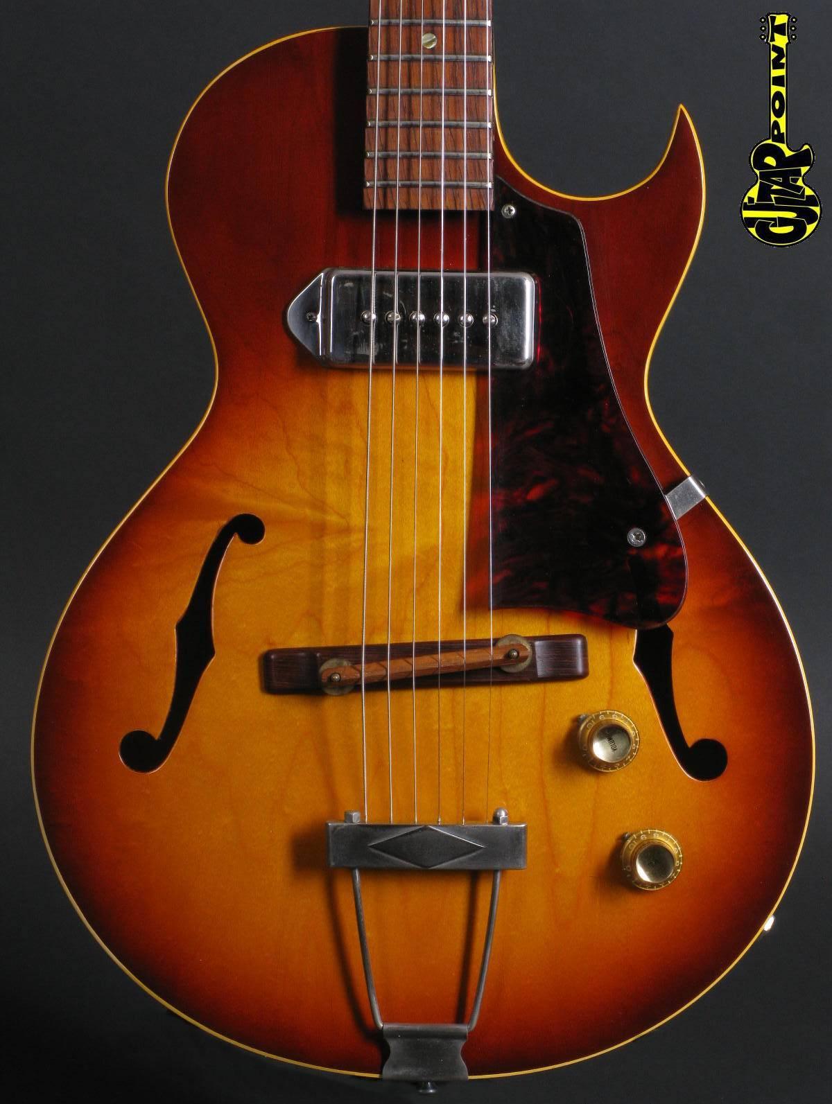 1967 Gibson ES 140 T 3/4- Sunburst