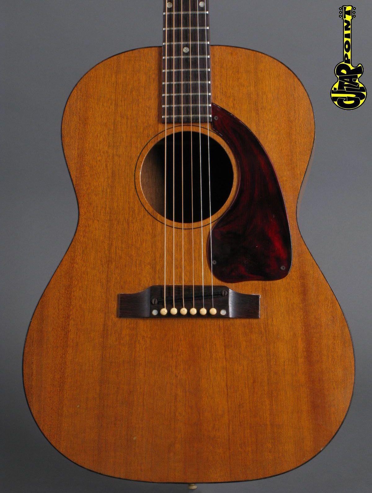 1967 Gibson LG-0 - Natural