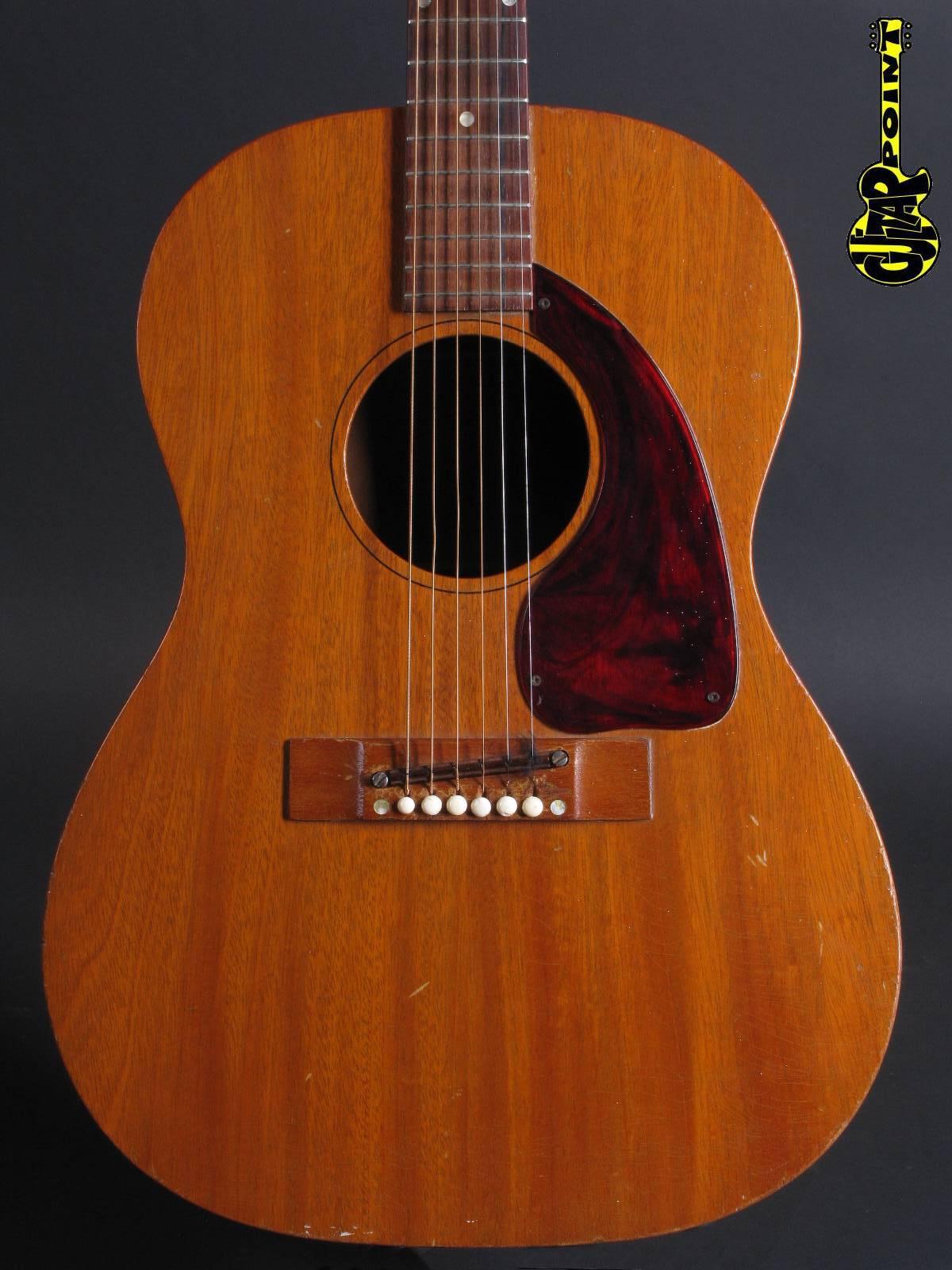 1968 Gibson B-15 - Natural