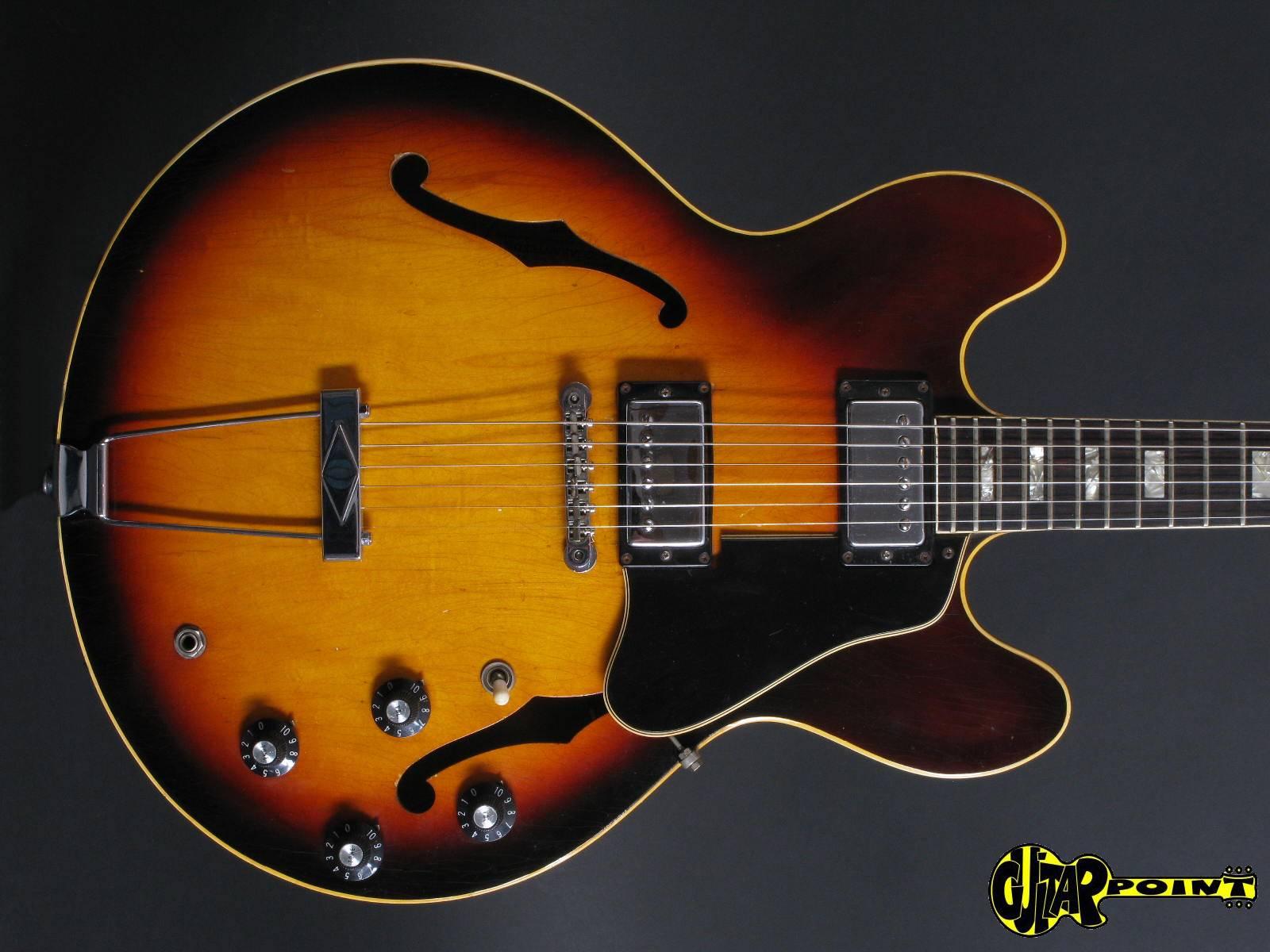 1967 Gibson ES335 - Vintage Sunburst