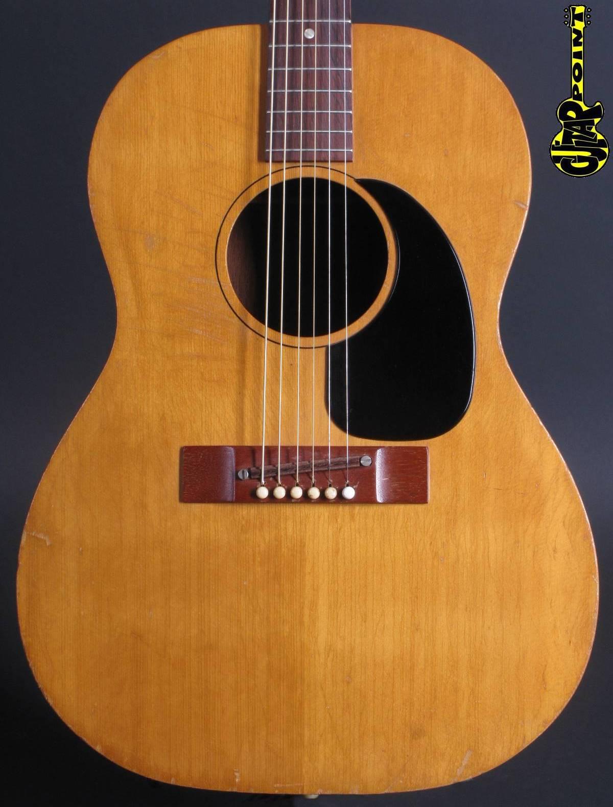 1969 Gibson B-15 - Natural