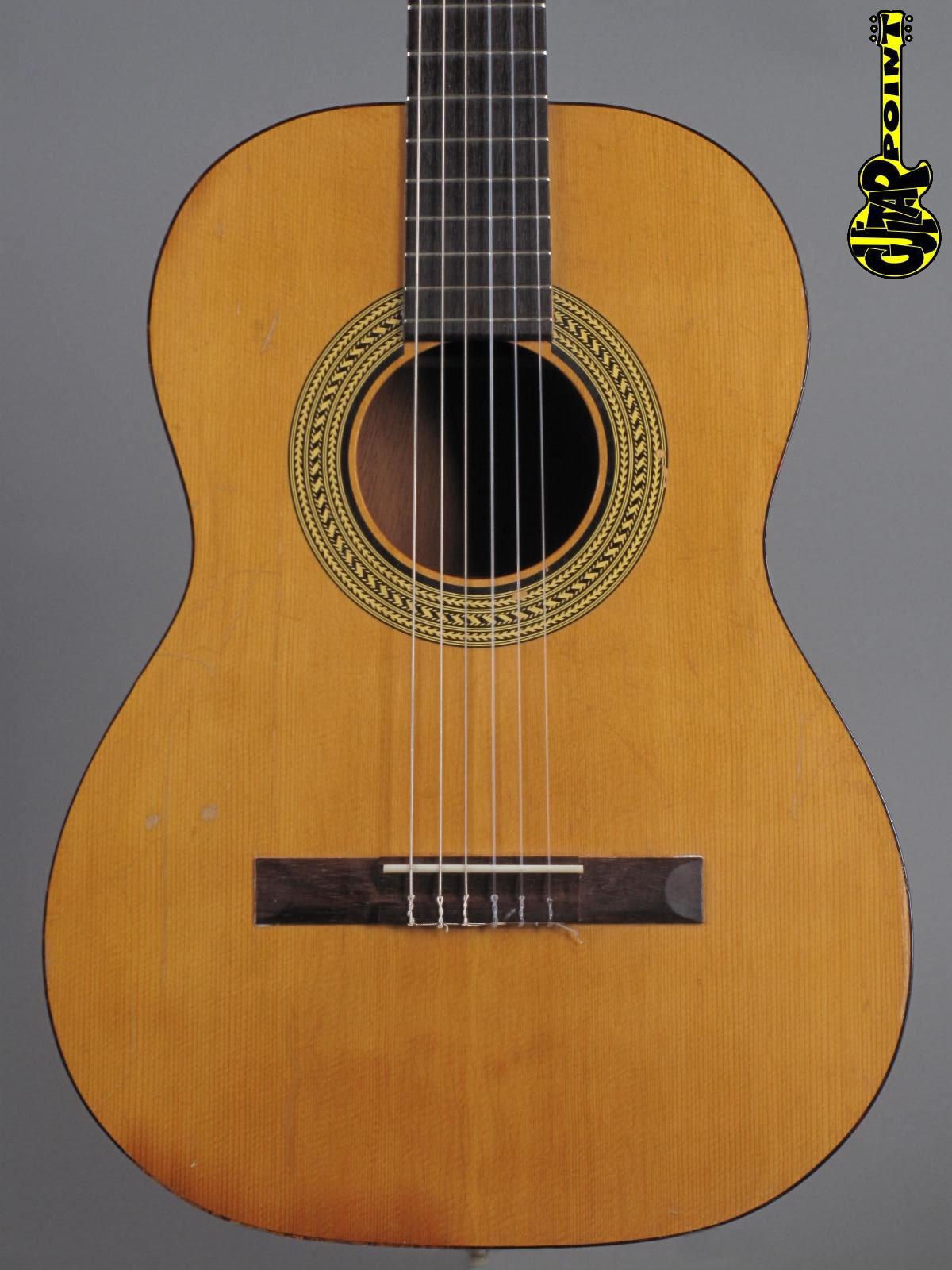 1969 Gibson C1 Classical Nylon-String