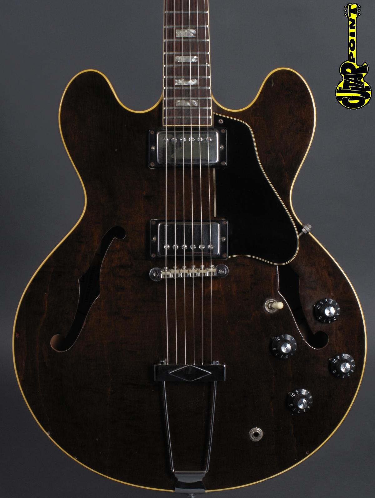 1969 Gibson ES-335TD - Walnut