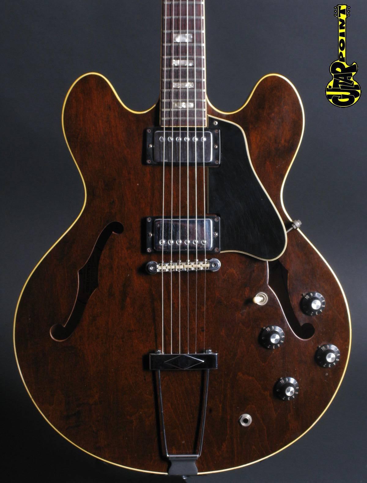 1969 Gibson ES-335 - Walnut