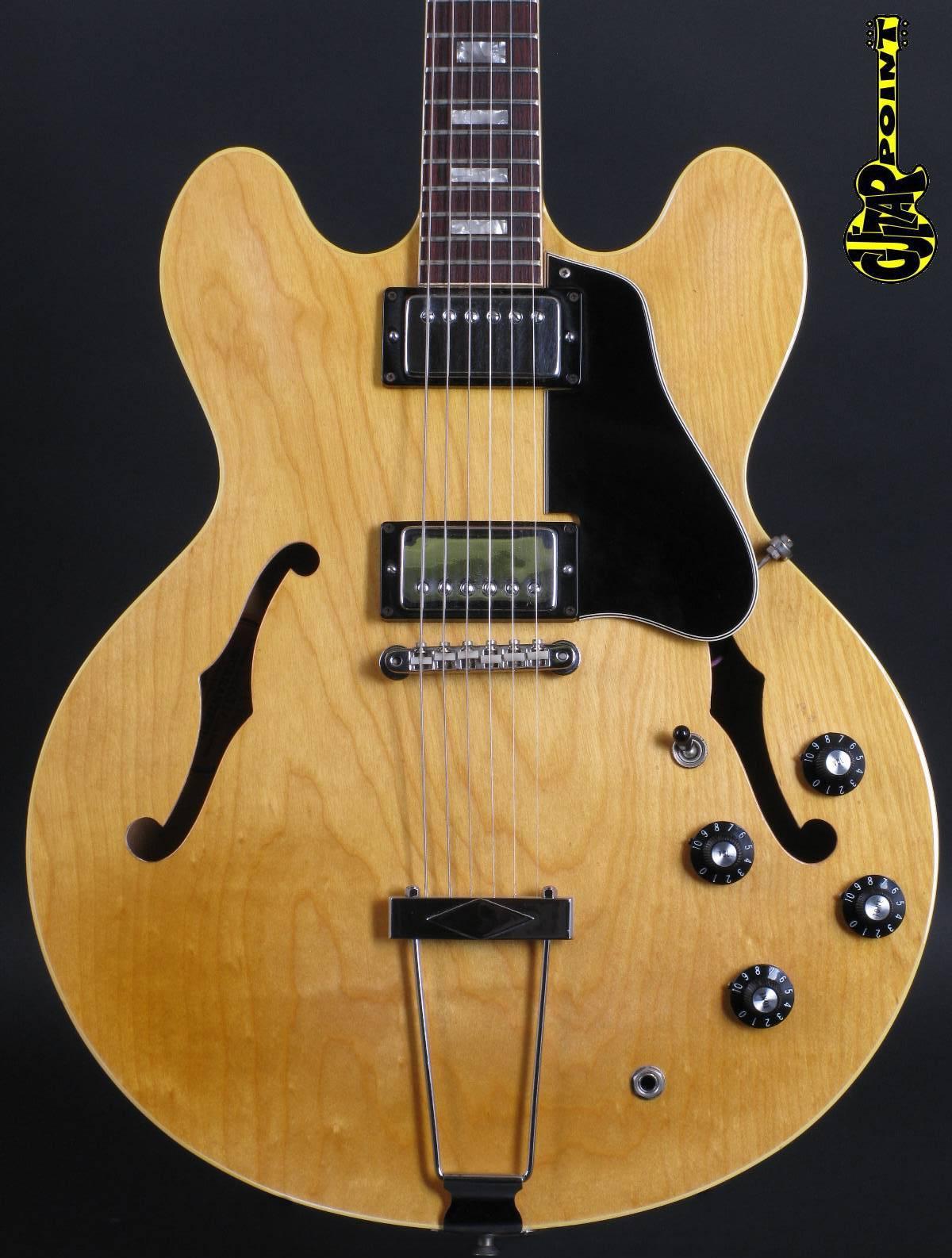 1969 Gibson ES-340 TDN - Natural