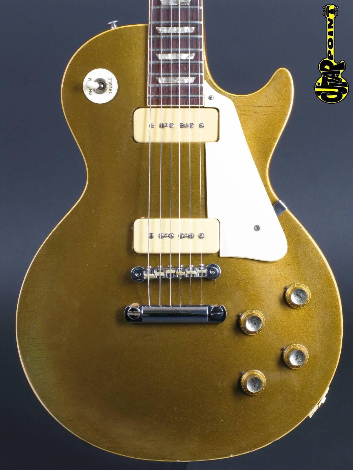 1969 Gibson Les Paul GoldTop
