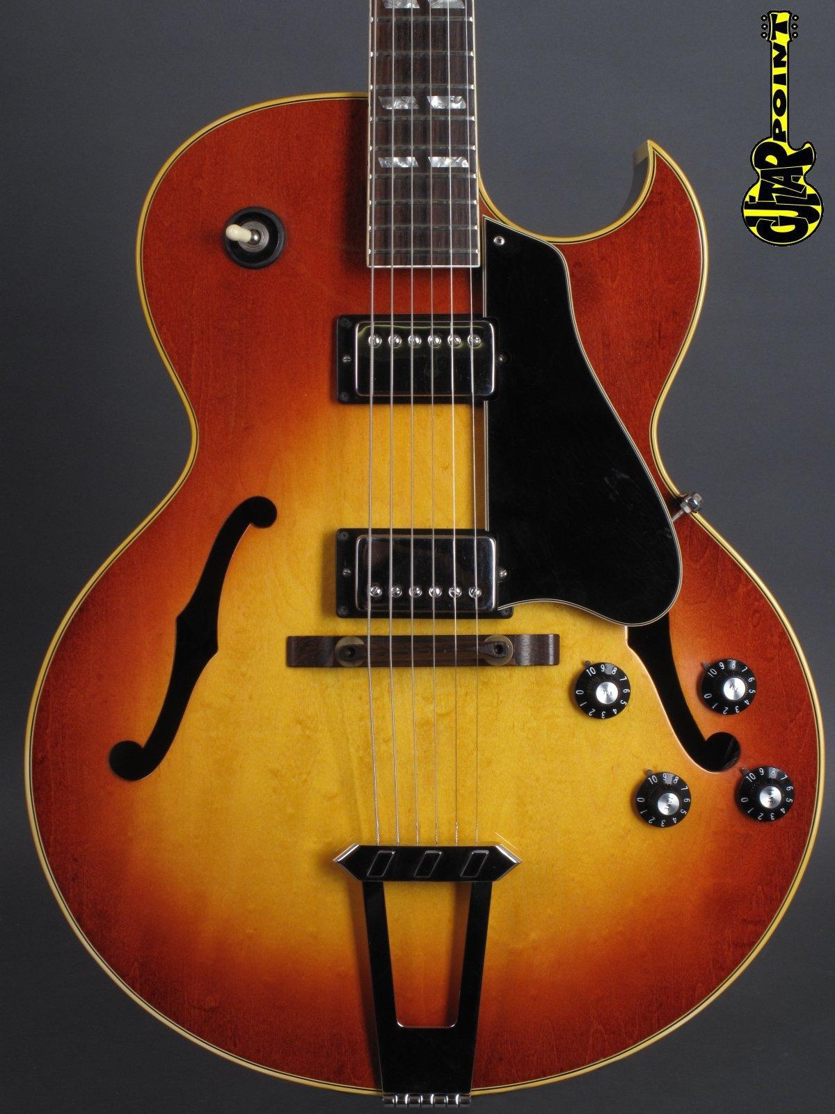 1970 Gibson ES-175 D - Sunburst   ...mint !!!