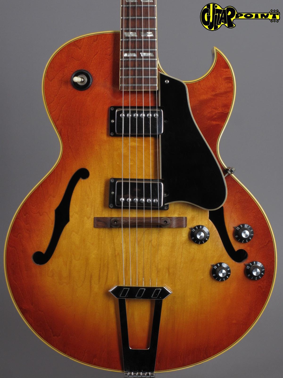 1970 Gibson ES-175 D - Sunburst