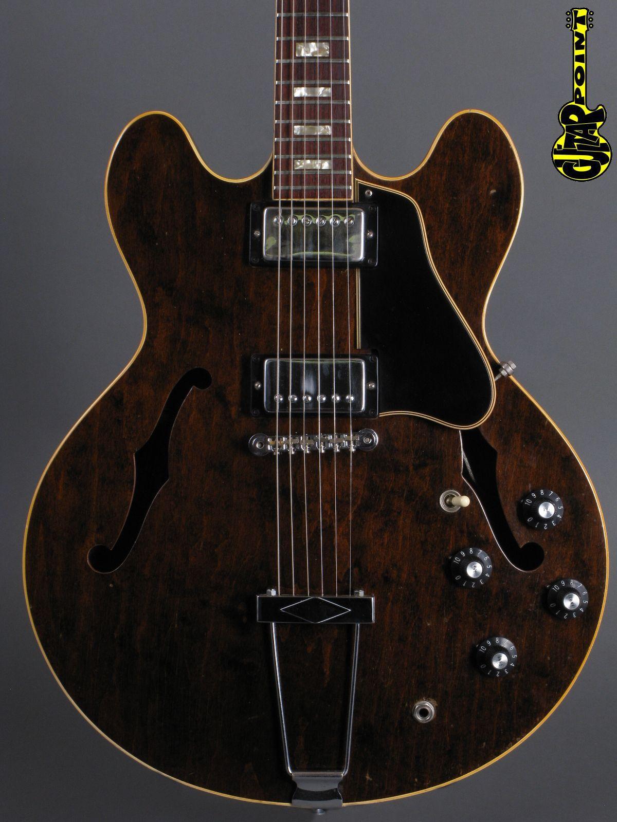 1970 Gibson ES-335 - Walnut