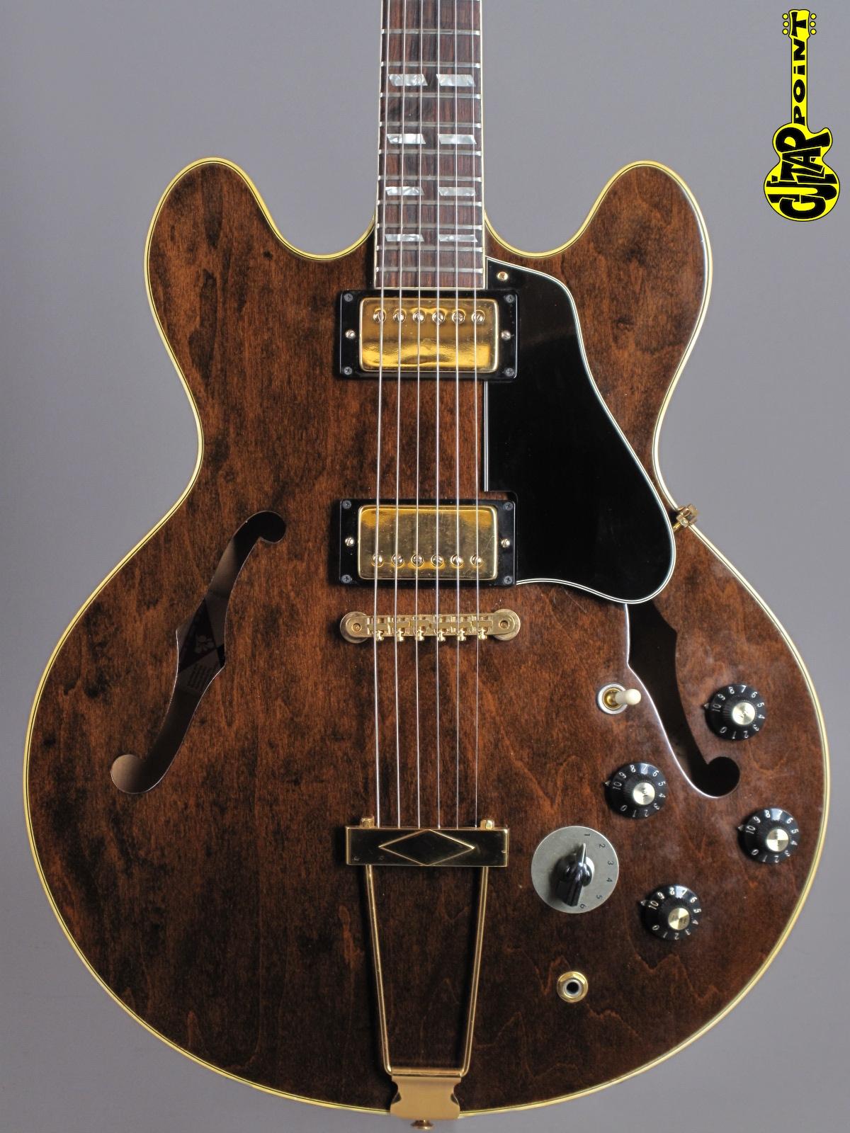 1970 Gibson ES-345 TD Stereo - Walnut   ...Mint !!!
