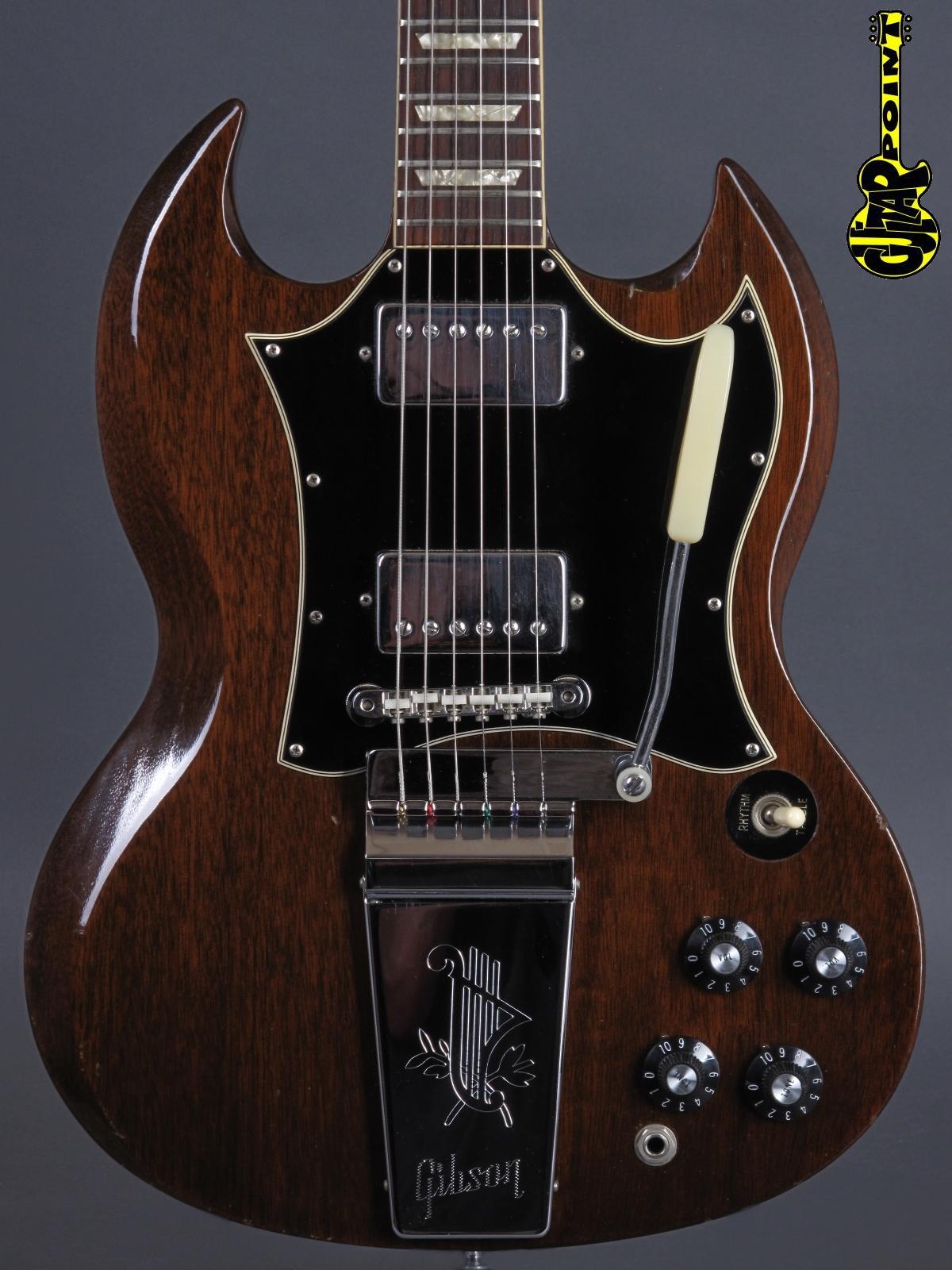 1970 Gibson SG Standard - Walnut