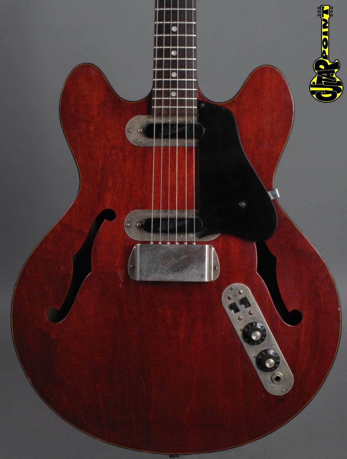 1971 Gibson ES-320 TD - Cherry